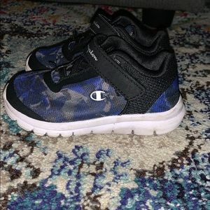 Champion sneakers- toddler size 6